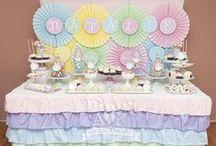 """A&K Lolly Buffet {Pastel """"Cute As A Button"""" Baby Shower} / http://aandklollybuffet.com.au/pastel-cute-as-a-button-baby-shower/"""