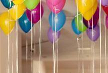 Deko   Geburtstag / Passende Geschenkideen zum Geburtstag oder Deko für Haus und Garten, egal ob gekauft oder DIY - Inspo für ein unvergessliches Fest findet iht hier!