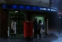 Film Locations: London / Visiting London? Here's our map of inspirations for a movie-themed tour.