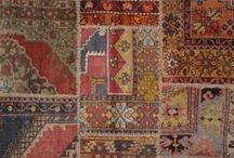 14.4. Textiles. Rugs. Carpets. Kilim.