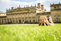 Spring at Harewood / Harewood is the perfect place to enjoy fresh spring air in Yorkshire.