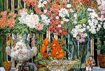7.3. ART. Artist. A.Y.Golovin /russian art/. / Aleksandr Golovin (February 17, 1863, Moscow - April 17, 1930, Children's Village) - Russian painter, stage designer, People's Artist of the RSFSR (1928). He worked in tempera and pastel, created colorful landscapes, still lifes,portraits. Some of which can be called art documents in modern and the beginning of Impressionism.
