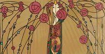 7.8. ART. Artist. Charles Rennie Mackintosh. / Charles Rennie Mackintosh (June 7, 1868, Glasgow - December 10, 1928, London) - Scottish architect, artist and designer, founder of Art Nouveau in Scotland.