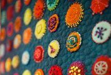 14.5. Textiles. Handmade.