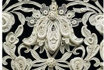 1.1. Treasures. Antique lace.