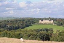 "Capability Brown at Harewood / Harewood's parkland is Grade 1 listed and was designed by famous landscape architect, Lancelot ""Capability"" Brown. The landscape has remained unchanged for over 250 years and is still enjoyed by visitors today."