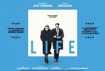Life / From rebel to icon... Dane Dehaan is James Dean, in Life, from Anton Corbijn, with Robert Pattinson.