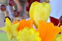 Fashion Food / Entrantes, postres originales y fáciles para tu fiesta