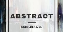Abstract / Schilderijen   Abstract   Kunst   Workshops   Artpub.nl