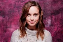 Brie Larson / To mark the UK release of Room on January 15th, we celebrate  award-winning actress Brie Larson