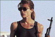 Badass Women / The baddest and best female roles in cinema.