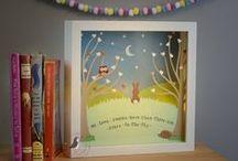Woodland Nursery | Wilderness | Boys Room | Girls Room / Ideas and decor for a Wilderness & Woodland themed Nursery or Bedroom