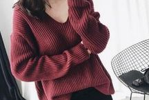 Fashion   Strick / Strick - Modetrends, Fashion und Inspirationen für das perfekte Outit, Kombis und 'How to Wear'