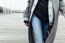 Fashion   Layering / Layering - Modetrends, Fashion und Inspirationen für das perfekte Outit, Kombis und 'How to Wear'