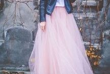 Fashion   Tüll / Tüll - Modetrends, Fashion und Inspirationen für das perfekte Outit, Kombis und 'How to Wear'