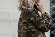 Fashion   Camouflage / Camouflage - Modetrends, Fashion und Inspirationen für das perfekte Outit, Kombis und 'How to Wear'