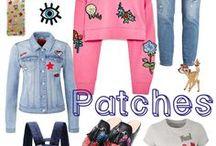 Fashion   Patches / Patches - Modetrends, Fashion und Inspirationen für das perfekte Outit, Kombis und 'How to Wear'