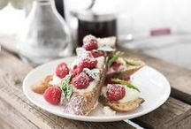 Brunch Recipes / Weekend brunch recipes using real food and whole ingredients that are guaranteed to impress when entertaining and hosting small or large crowds.