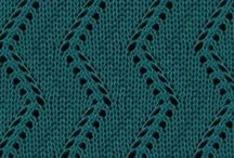 12.10. Knitting. Patterns /spokes/.