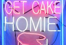 Cake Is What I Bake / by Syrca Gardelo