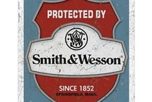 Smith & Wesson / Smith & Wesson Holding Corporation is a U.S.-based leader in firearm manufacturing and design, delivering a broad portfolio of quality firearms, related products, and training to the global military, law enforcement, and consumer markets. The company's brands include Smith & Wesson, M&P and Thompson/Center arms. Smith & Wesson facilities are located in Massachusetts and Maine.