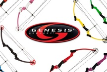 Genesis Archery / Original Genesis, Genesis Pro, and Mini Genesis Bows and Archery Accessories for Youth and Adults.