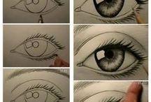 drawing anyone / tekeningen van anderen
