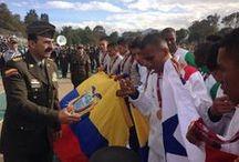Honrando a Colombia
