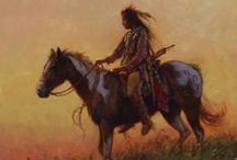 Native American Horse / by Austine Wallace