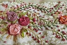 Beautiful Embroidery / by Marji Tucker