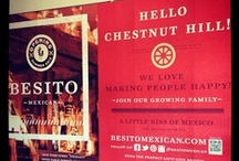 Chestnut Hill, MA - OUR NEIGHBORHOODS / We cannot wait to meet all of our new friends & family!