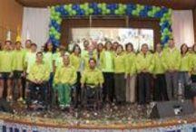 Construyendo / La Policía Nacional de los colombianos comprometida en la construcción de un país próspero y en paz.