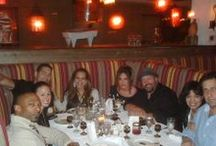 Celebrity Sightings / We love all of our guests, but it's always fun to see a celebrity at one of our restaurants!!! :)