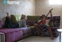 7º Concurso de fotos: Fama, sofás para disfrutar en casa / Fotos pertenecientes al 7º concurso de fotografía: Fama, sofás para disfrutar en casa. Los participantes nos muestran su rincón de relax y descanso junto a su sofá Fama.