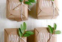 Packaging, Merchandising And Gift Design
