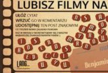 Movie contest word games