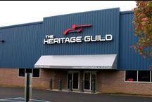 THE HERITAGE GUILD www.heritageguild.com