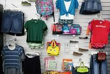 Dazzling Displays: Back to School Edition / Having fun with the season