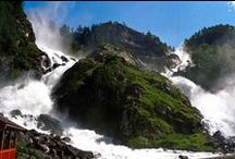 Most beautiful waterfalls in Europe / The best waterfalls in Europe - Waterfalls in Norway - Waterfalls in Iceland - Waterfalls in France - Waterfalls in Austria - Waterfalls in Italy - Waterfalls is Switzerland - Waterfalls in Spain