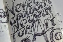 Diseño + Arte en Letras - Lettering