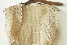 Crochet - Prendas / prendas de niño y adultos a crochet