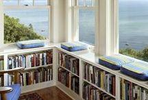 Book Nooks / Fabulous bookstores