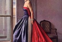 Fabulous Fifties / Fashion and Style from the 50's