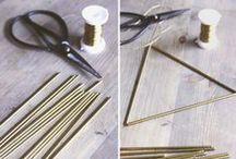 "Käsityöinspis, askartelu / Handcraft inspiration, ""hobby crafts""."
