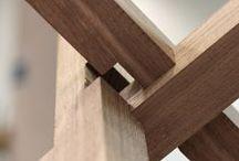 Puu- ja metallityöt / Handcraft inspiration, metal- and woodworking.