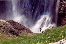 Highest waterfalls in Europe / Top 10 highest waterfalls in Europe (Norway, Spain, Italy, Switzerland, Austria, Sweden, Iceland)