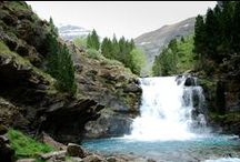 Waterfalls in Spain / Photo's and information about waterfalls in Spain. Cascada España