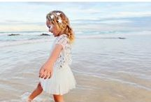 Dreaming Tutu Dresses / Beautiful, romantic tutu dresses from Australia, a dream for every little girl. Perfect for weddings, flower girls, birthday parties, father and daughter dance parties, photo shooting sessions...