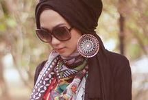 My Hijab and fashion style / Hijab tutorial and fashion's style that I love !