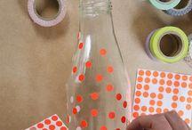 Home: bottle / Идеи по применению бутылок от вина